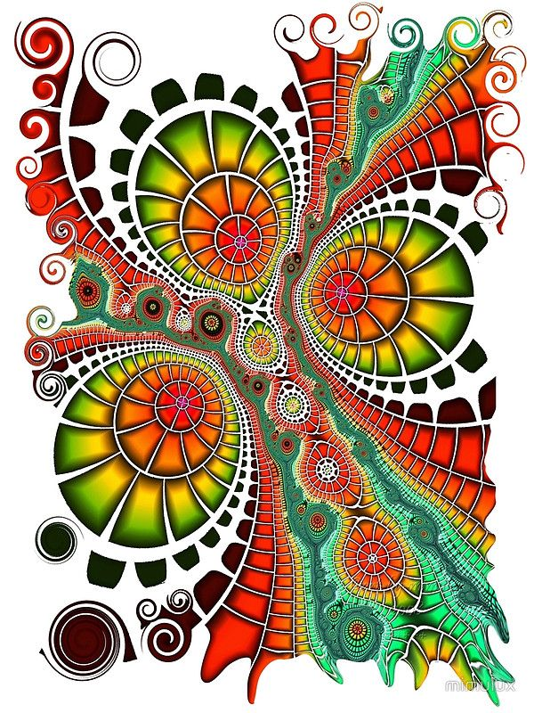 Psychedellic Clover