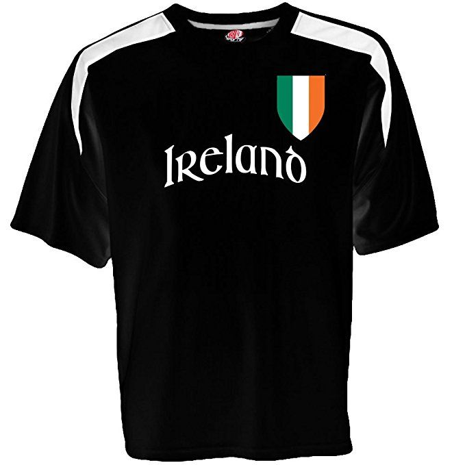 Custom Ireland Soccer Jersey Personalized With Your Names And Numbers Clothing Football Jersey New J Ireland Soccer Jersey Football Jersey Shirt Soccer Jersey