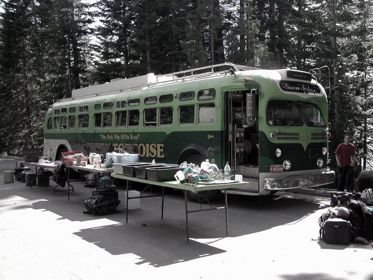 Green Tortoise Adventure Travel - the muggle version of the Knight Bus
