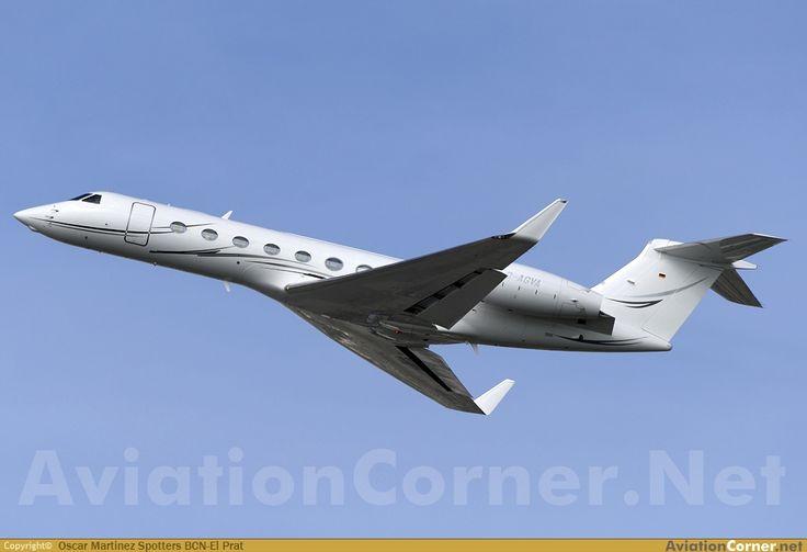 AviationCorner.net - Aircraft photography - Gulfstream Aerospace G-V-SP Gulfstream G550