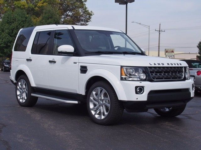 New 2016 Land Rover LR4 SUV | Naperville IL | VIN: SALAG2V6XGA787948 | Land Rover | Pinterest | Land rovers, Cars and All white