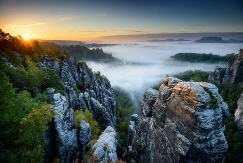 Wildes Deutschland: zehnmal Natur zum Staunen – Mäxle