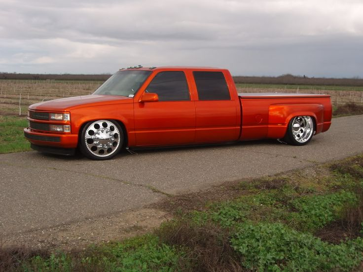 Chevy Dually | Old skool Chevy pickups | Pinterest | Chevy, Big Trucks