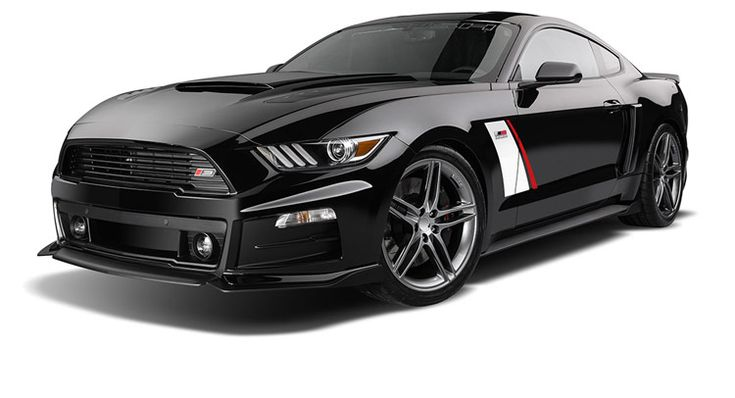 Roush Stage 3 2015 Mustang Rated At 670-Horses