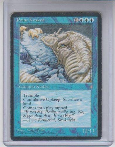 Polar Kraken Magic Rare