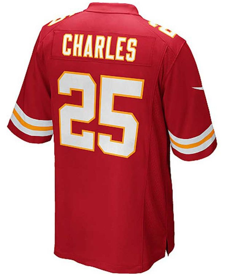 Nike Kids' Jamaal Charles Kansas City Chiefs Game Jersey