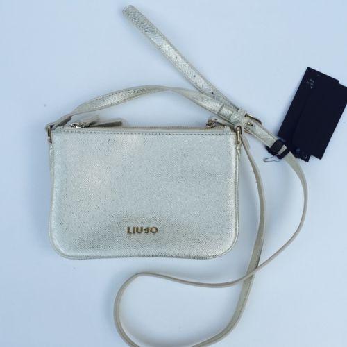handbags-borsa-tracolla-LIU-JO-busta-tripla-Anna-tessuto-lucido-lavorato #handbags #bestprice #borse #donna #superprezzi #saldi #sale #borsescontate #liujo