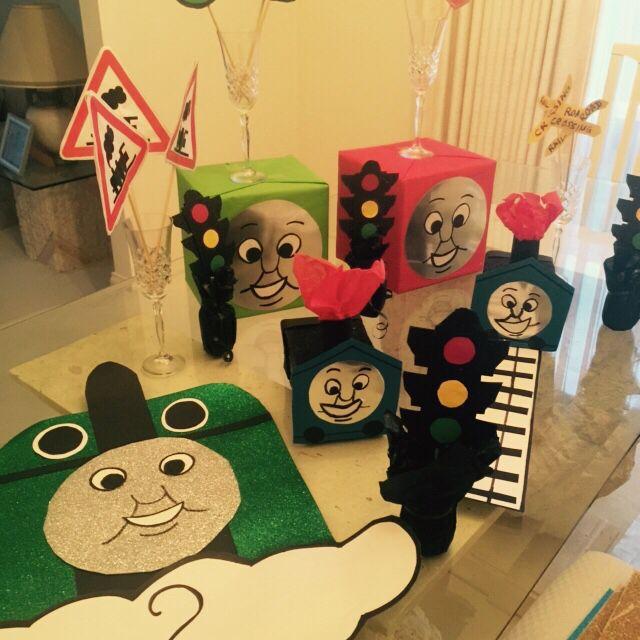 Thomas the train party ideas