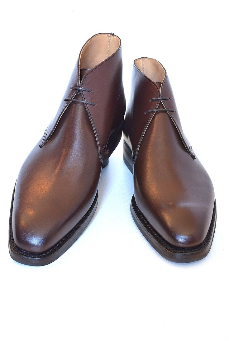 bottine crocket ref 5072 marron