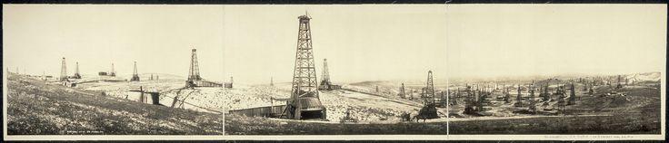 #376: California Standard Oil Well 1, McKittrick Oil Field (exact location unmarked, unknown)