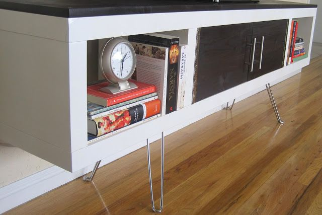Ikea hack mcm tv stand crafts things to make for What does mcm the designer stand for