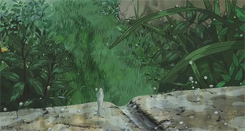 Yet another beautiful animation from Studio ghibli. I chose this gif because of it's simplicity. Just because something seems simple doesn't mean it actually is I think. A lot of work was most likely put into this. That's why I think it deserves the title, Mastery.