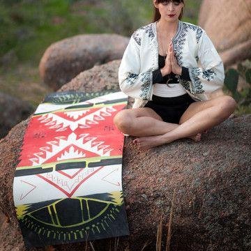 High Desert Magic Carpet Mat, $82, now featured on Fab.