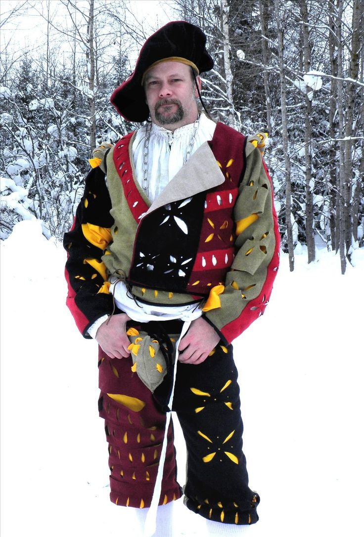 33 best costume landsknecht images on Pinterest