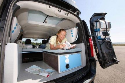 Dacia Logan Mcv Young Activity Van III Concept