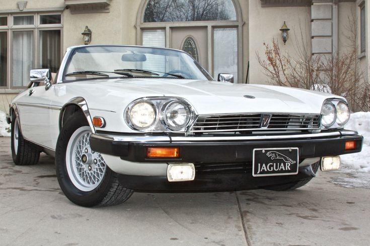 1990 Jaguar XJS XJS V12