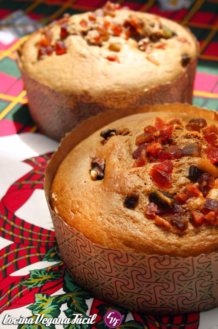 pan de pascua veganoSe nos vienen las fiestas de fin de año y en Chile es muy habitual consumir pan de pascua. Existen muchas variaciones de esta receta que parece tener su origen en Alemania. Hay ...