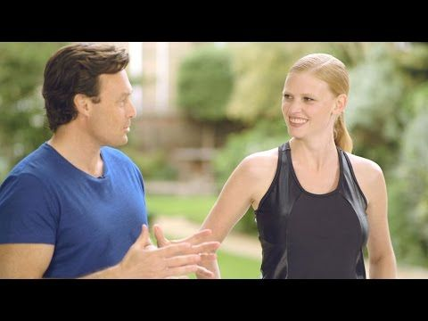 Restart Your Fitness Regime: with Lara Stone and Bodyism founder James Duigan | NET-A-PORTER.COM - YouTube