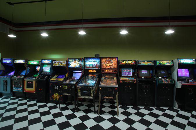 Electric Theatre Arcade » THE HISTORY OF A RETRO ARCADE PROJECT