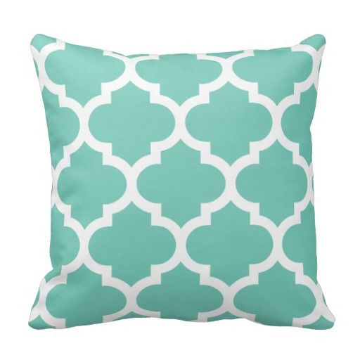 ==>Discount          Quatrefoil Pillow in Turquoise           Quatrefoil Pillow in Turquoise lowest price for you. In addition you can compare price with another store and read helpful reviews. BuyShopping          Quatrefoil Pillow in Turquoise please follow the link to see fully reviews...Cleck Hot Deals >>> http://www.zazzle.com/quatrefoil_pillow_in_turquoise-189785199379060862?rf=238627982471231924&zbar=1&tc=terrest