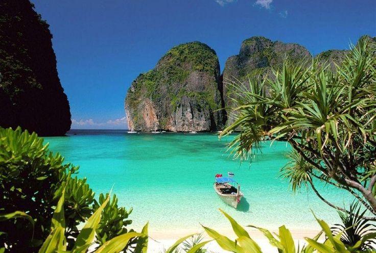 Krabi, Thailand. 29 meest adembenemende natuurwonderen
