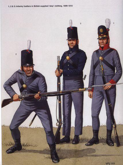Portuguese infantry