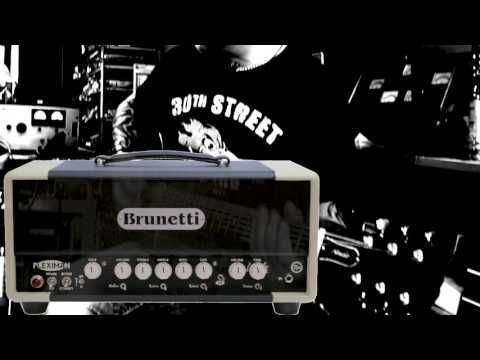 Best Hotrod Plexi channel ever... Listen to this, it's worth it! Available from NordSosund in Finland and Scandinavia