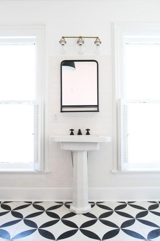 Reno Reveal: A Major DIY Bathroom Redo (Done Just Days Before Giving Birth!) — Ashley's Bathroom Renovation: Part 4