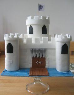 castle cake stone - Buscar con Google