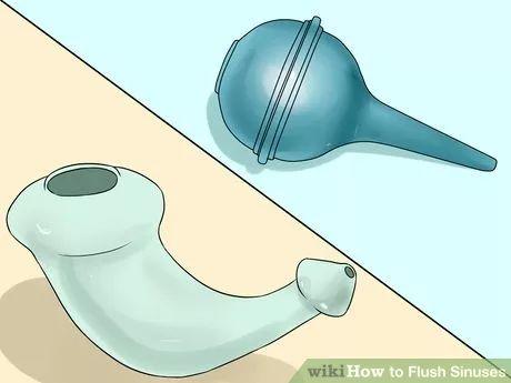 Image titled Flush Sinuses Step 1