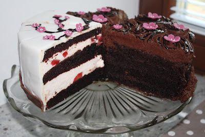 Popolna čokoladna torta Hershey's   NaredilaAna
