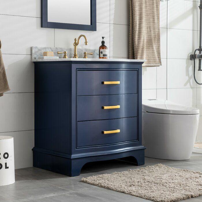 Goleta 30 Single Bathroom Vanity Set In 2020 With Images
