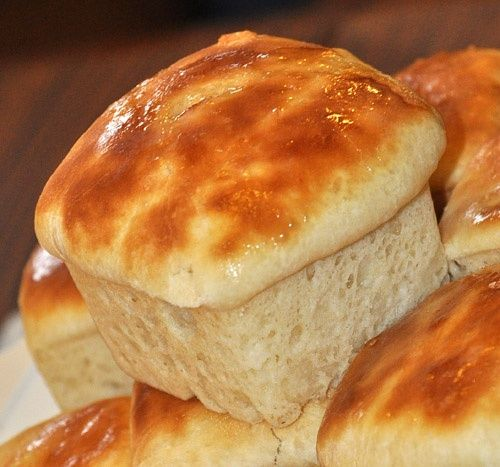 """""""Old fashioned yeast rolls are perfect for any holiday gathering. This recipe is tried and true and at every holiday meal at my house."""""""