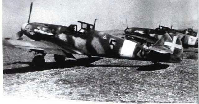 Italian ME Bf 109 k4 WWII, pin by Paolo Marzioli