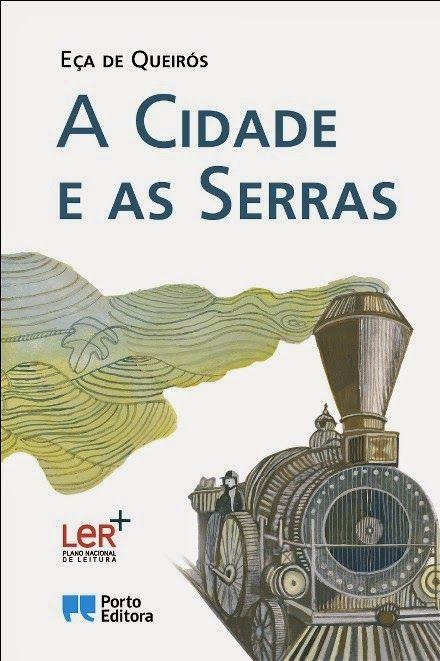 A cidade e as serras. Eça de Queiroz. Livro da semana na Biblioteca (ESRDA). abril. 2015.