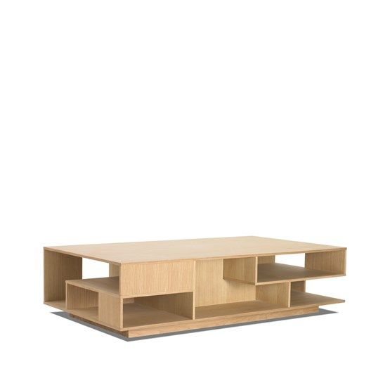 Penthouse soffbord - Penthouse soffbord - 80x140 cm, ek