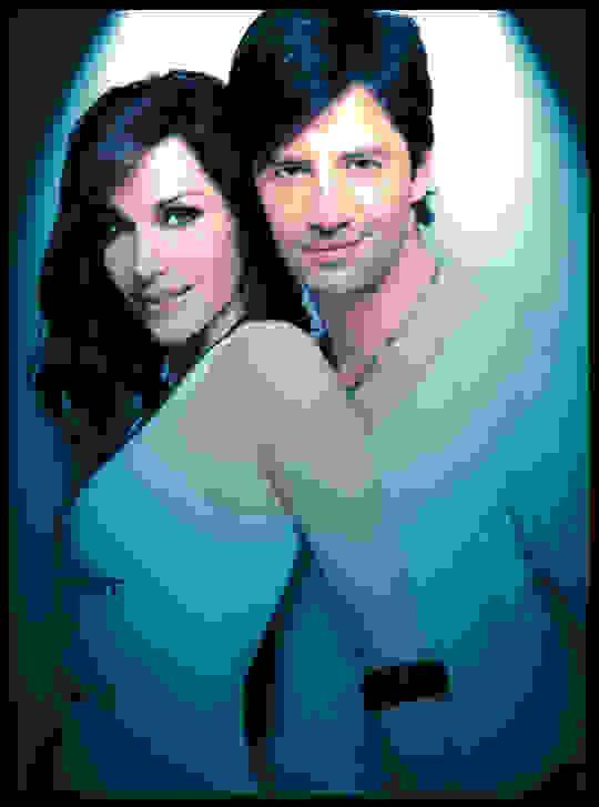 Sakis Rouvas and Despina Vandi