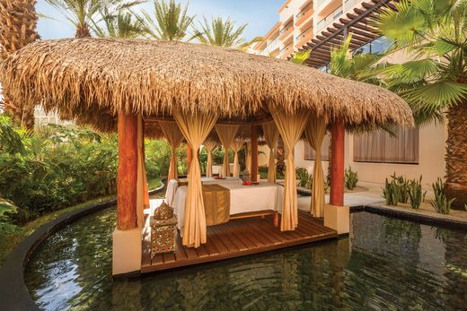 Relax and refresh your body at your next all-inclusive vacation to Los Cabos. Our Zen Spa's offer rejuvenating massage, facial, or body treatments surrounded by nature at our beachfront resort in Mexico. Come back from your vacation feeling recharged.  | Hyatt Ziva Los Cabos