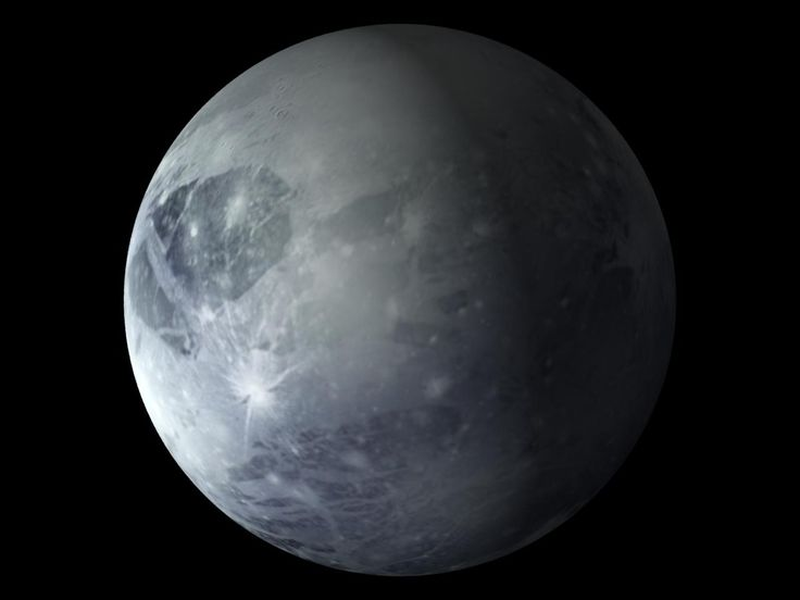 cold is pluto planet surface - photo #38