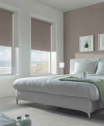 Roller blinds within the window frame... http://media-cache-ak0.pinimg.com/originals/e3/32/95/e3329512cb8d1d09de4400a89f1b79a4.jpg