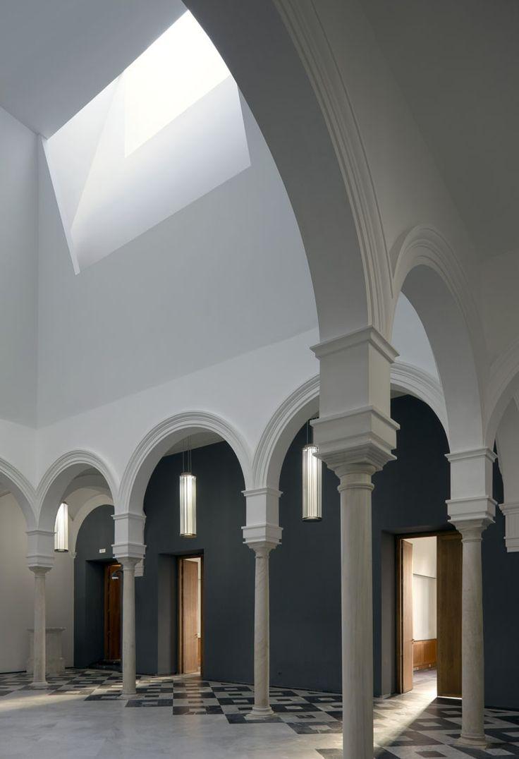 Rehabilitaci 243 N Del Palacio De San Telmo Gvc Interior