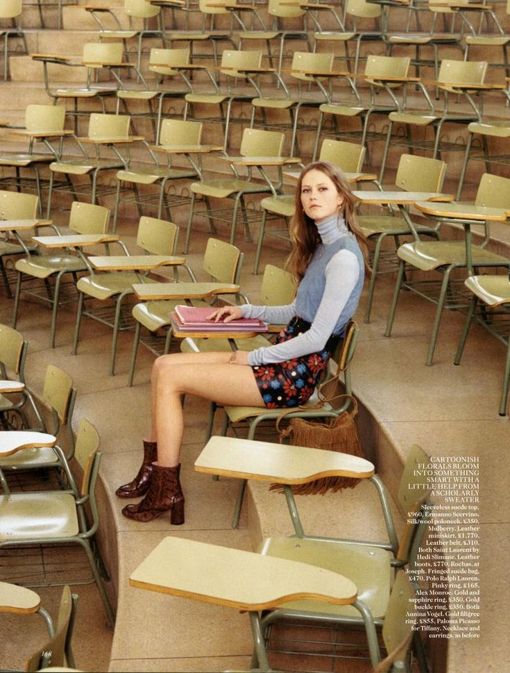 Endless Days (British Vogue), Venetia Scott - Photographer