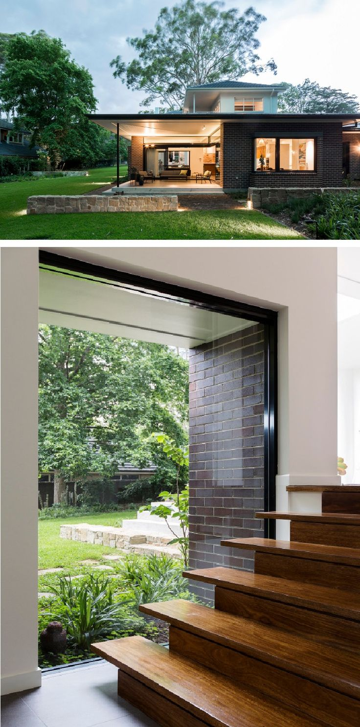 art deco modern / Killara House No. 3 by STUDIO [R] / via desire to inspire #modern ☮k☮ #architecture: