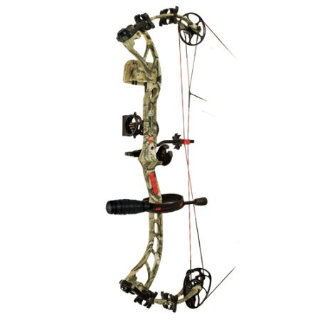 PSE Bow Madness Ready-To-Shoot Package 50 lb. LH - Gander Mountain