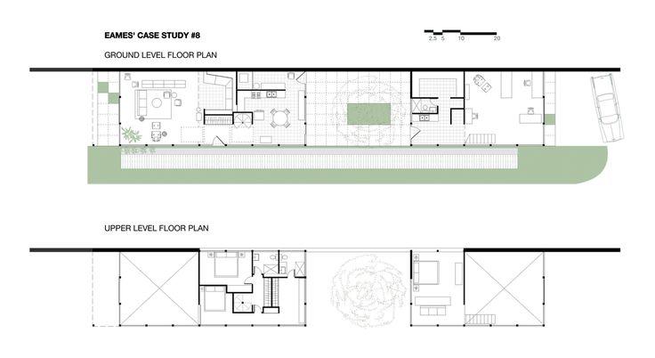 """Résultat de recherche d'images pour """"eames house plan"""""""