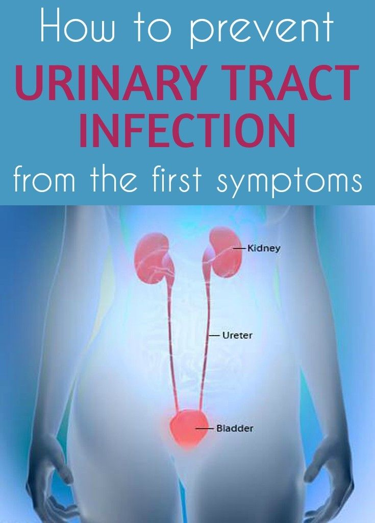 Get rid of urinary tract infections in natural ways.