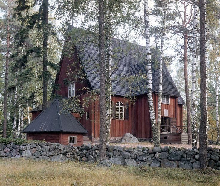 #Seurasaari #Karuna #church #Finland