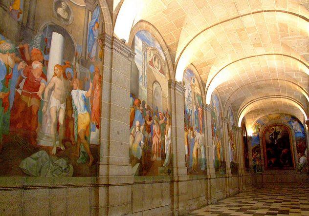エル エスコリアル修道院とその遺跡