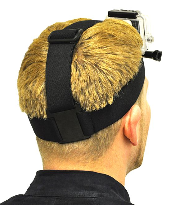 GoPro Head-Strap Mount