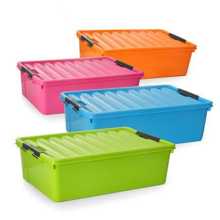 boîte de rangement en plastique  http://amenagement-placard.blogspot.com/2015/01/boite-rangement-plastique.html